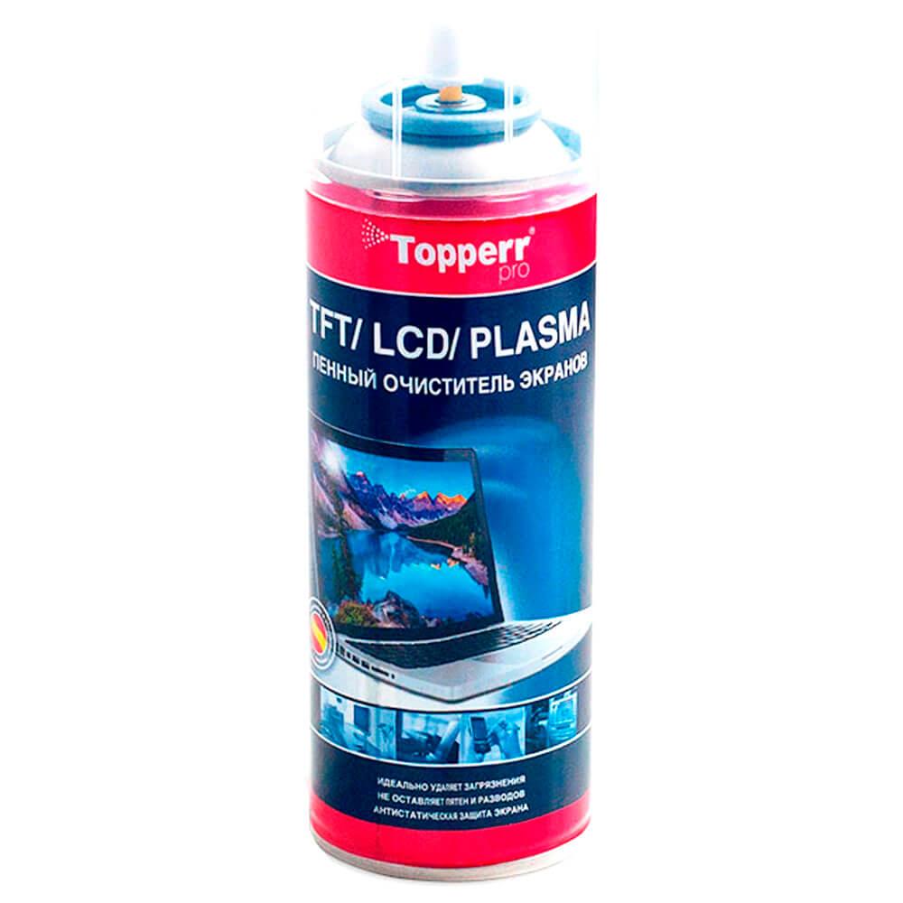 Очиститель пенный Topperr 200мл д/экранов