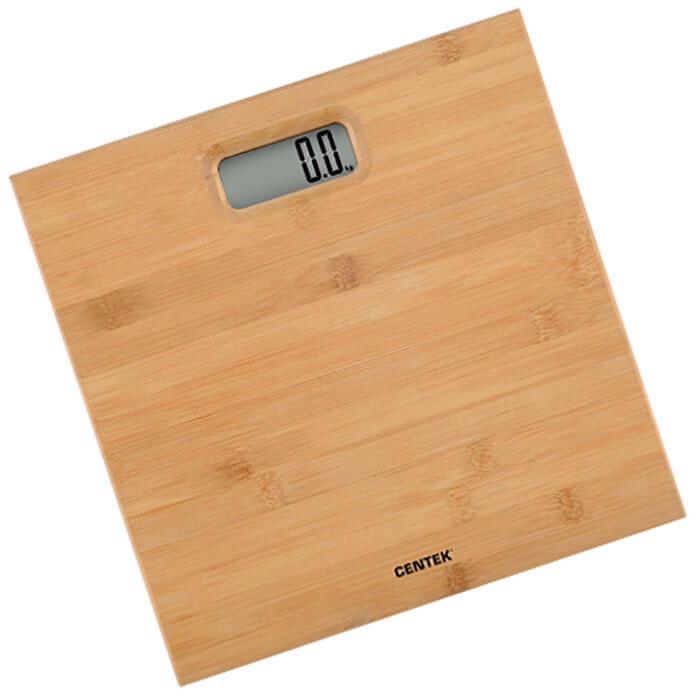 весы centek ct 2413 Весы напольные Centek CT-2432 бамбук