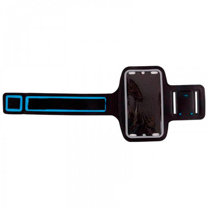 Чехол спортивный экос для смартфона черный