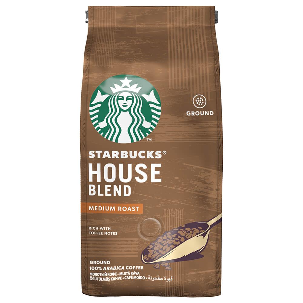Кофе Starbucks 200г Medium молотый