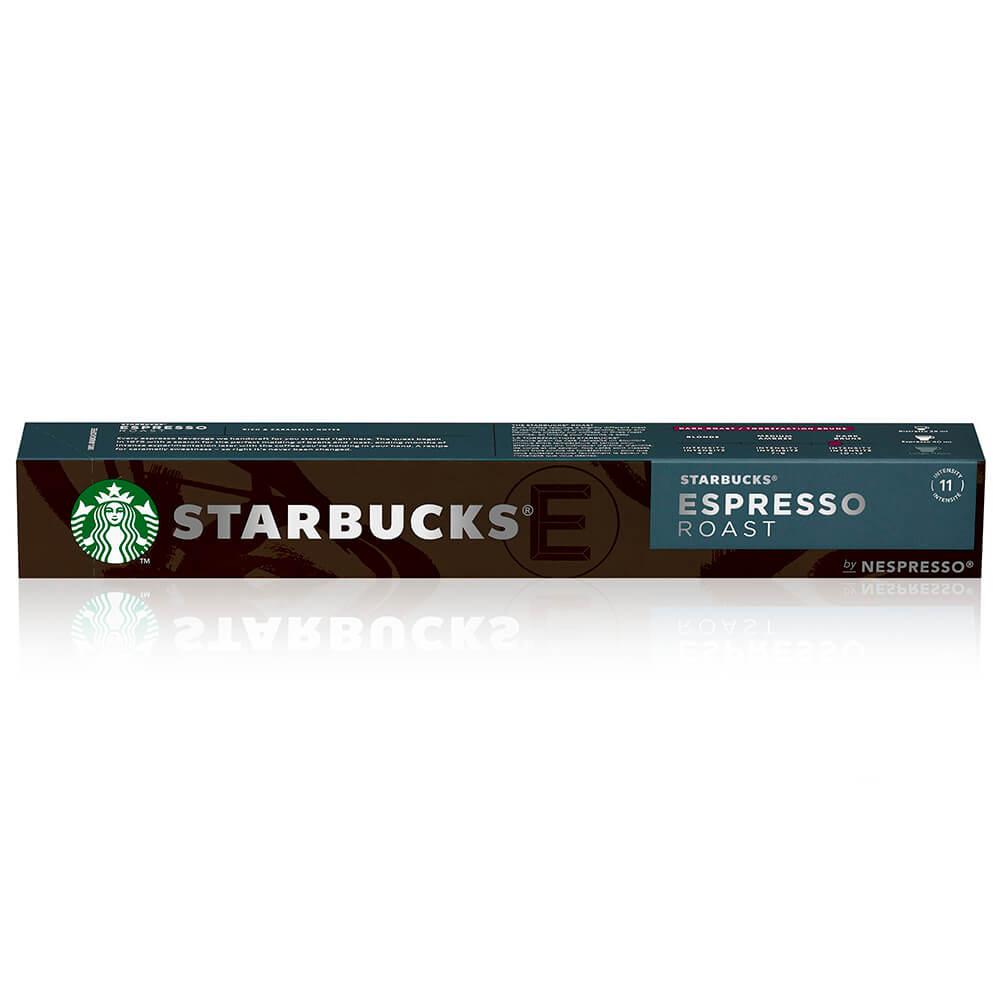 Кофе Starbucks 10 капсул Espresso Nespresso