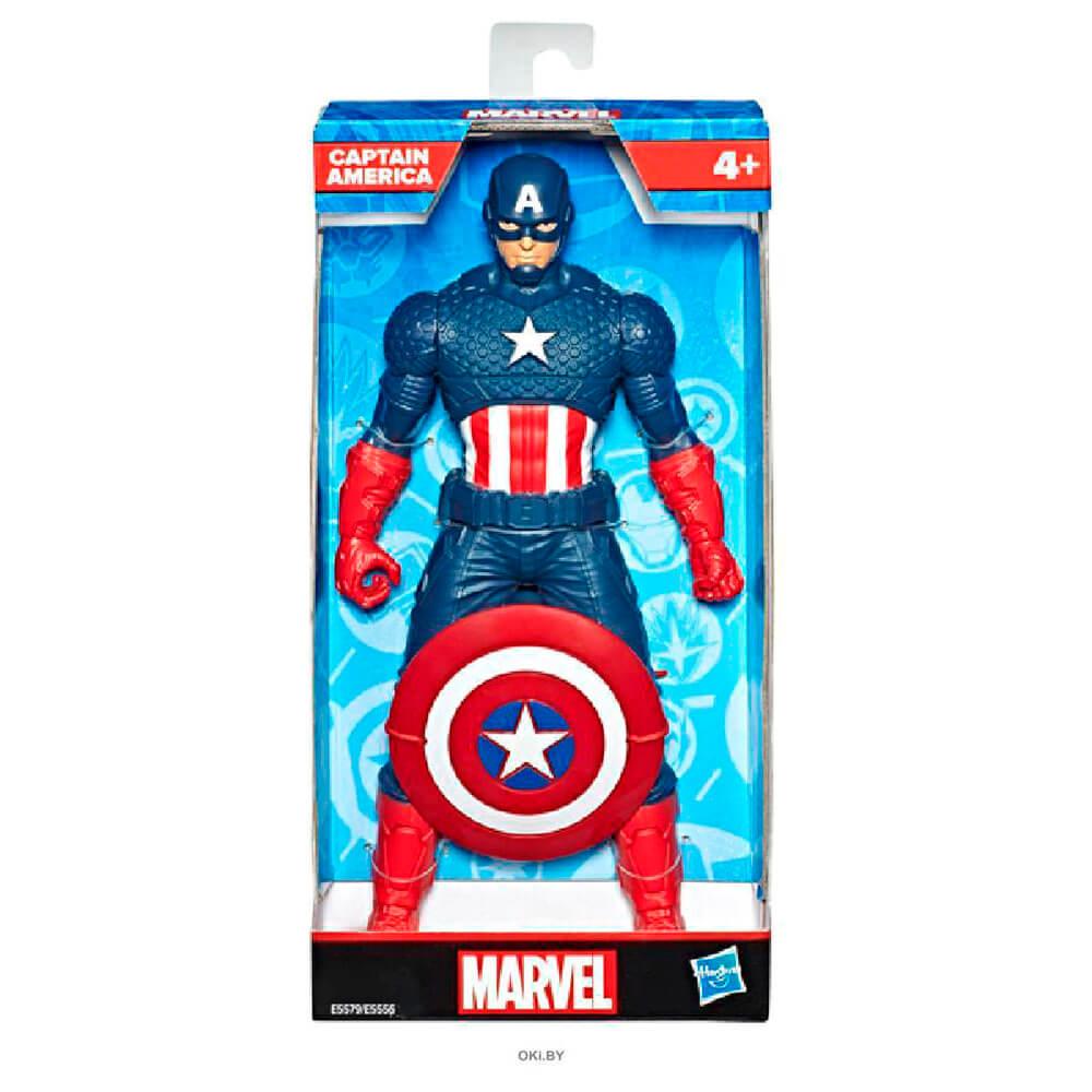 Игрушка фигурка Hasbro велью Marvel 25см Капитан америка 33499