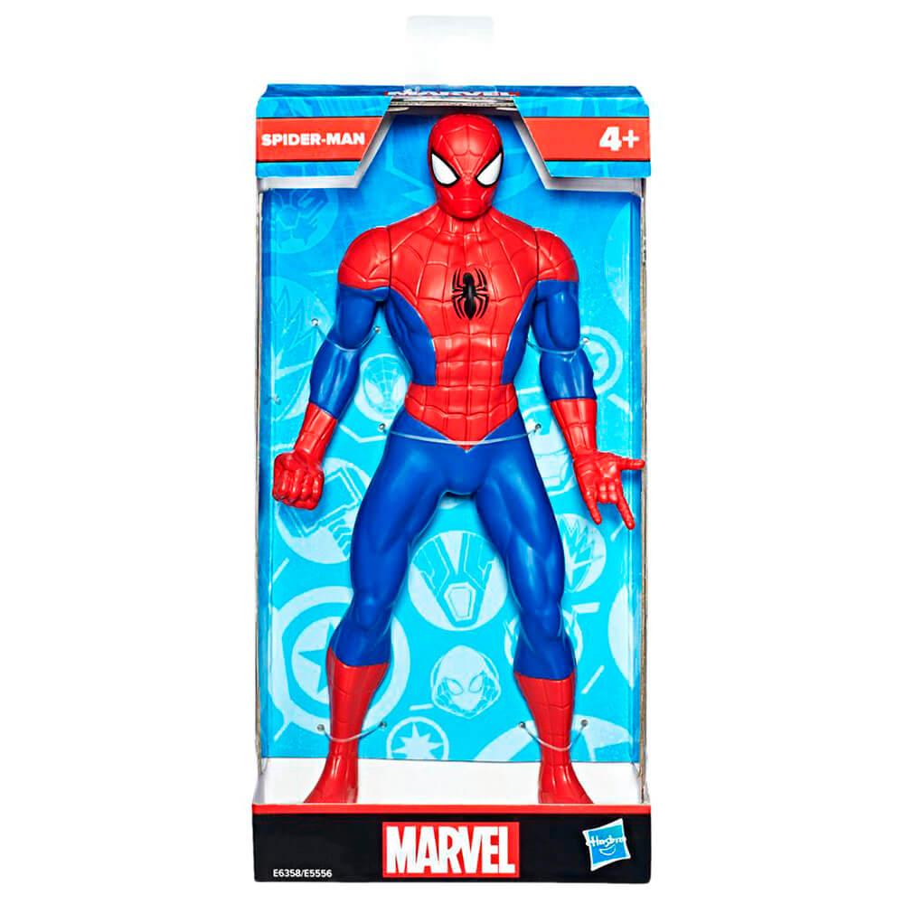 Игрушка фигурка Hasbro велью Marvel 25см Человек паук 33499
