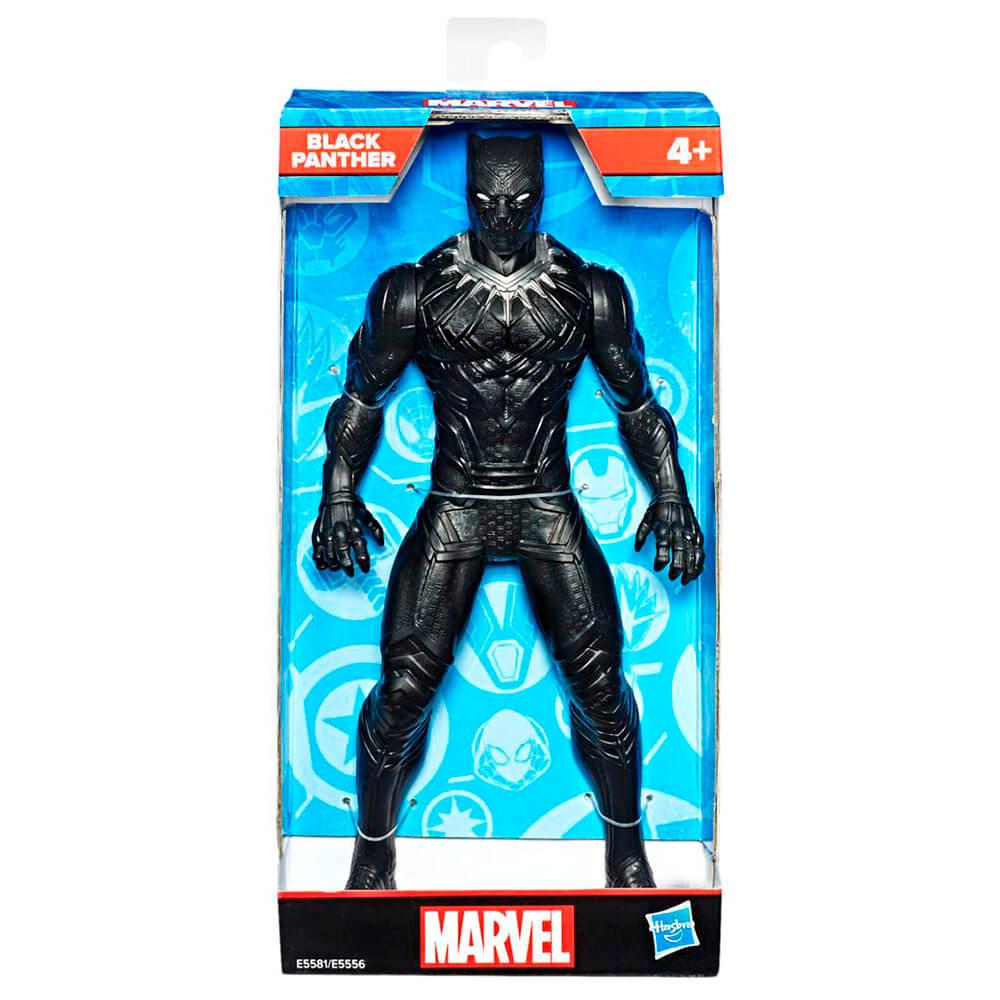 Игрушка фигурка Hasbro велью Marvel 25см Черная пантера 33499