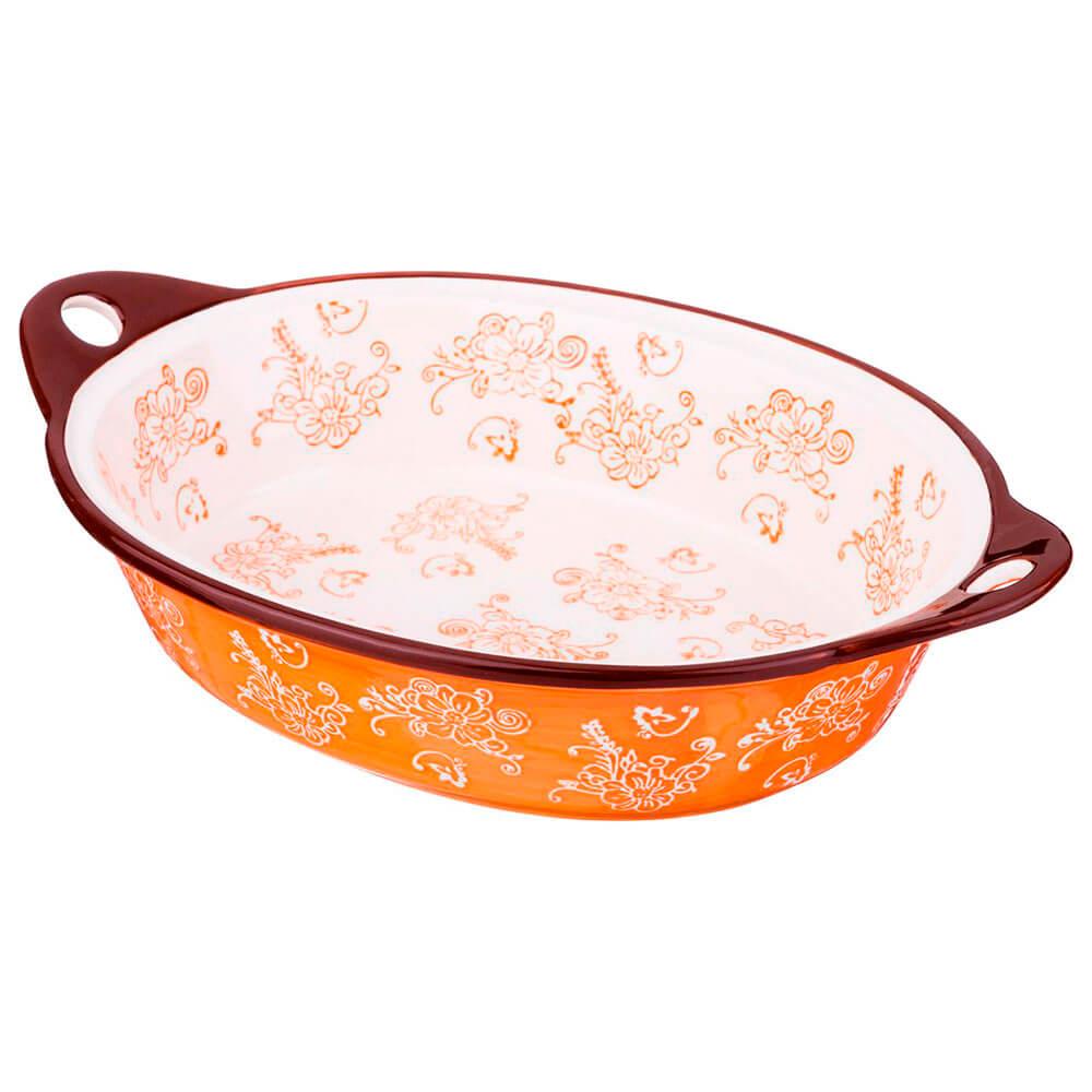 Блюдо для запекания 33*22*7см Agness керамика 536-188