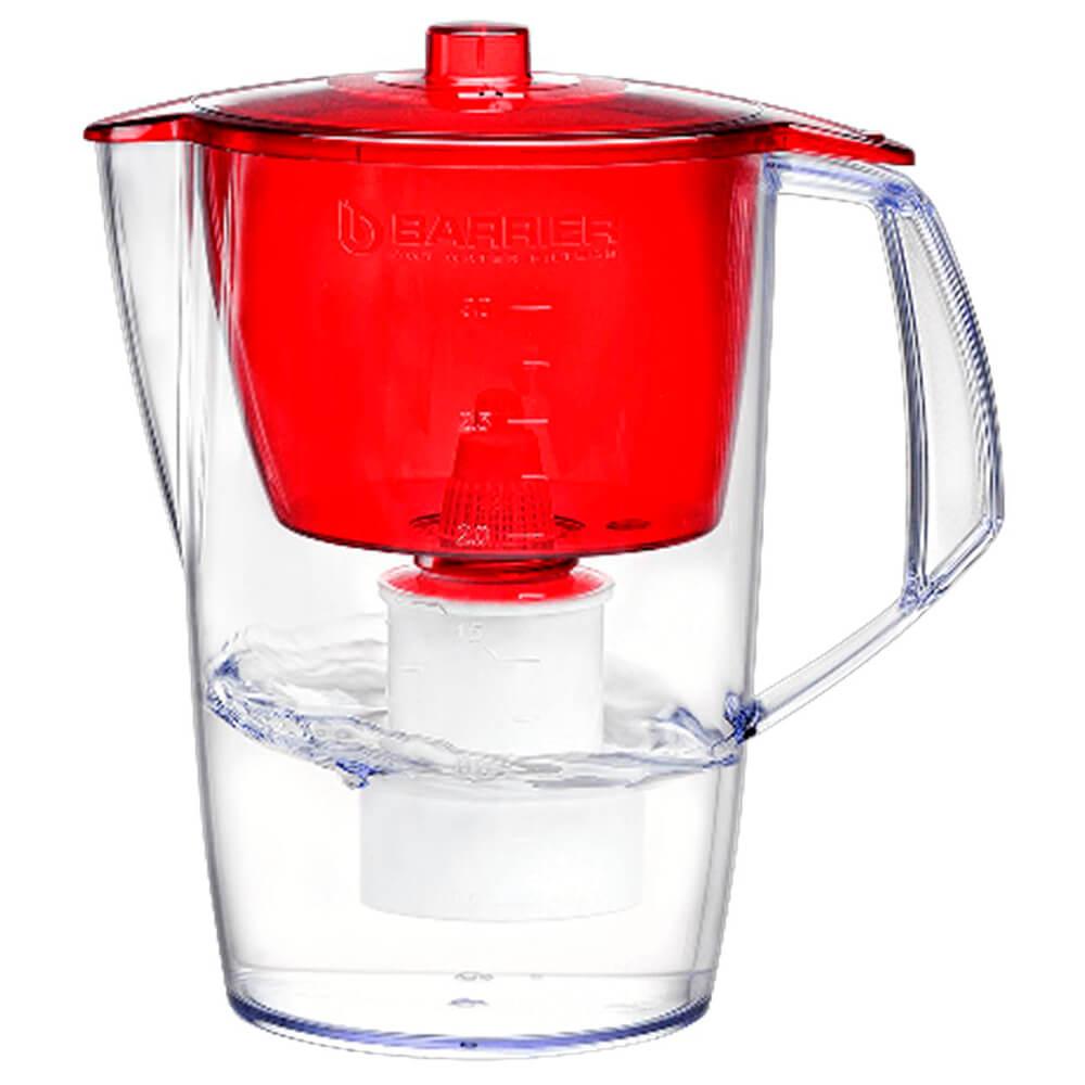 Фильтр кувшин для очистки воды Барьер норма 3л малахит