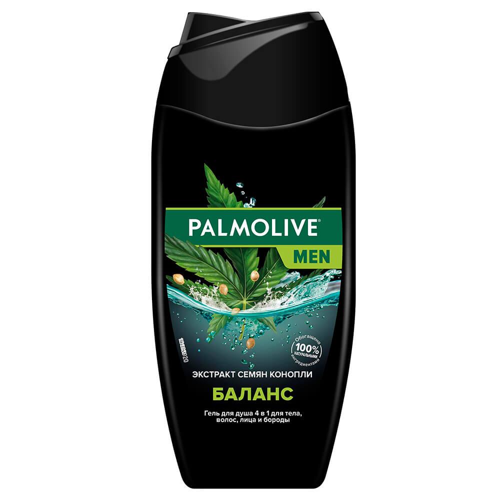 Гель для душа Palmolive Men 250мл баланс 4в1