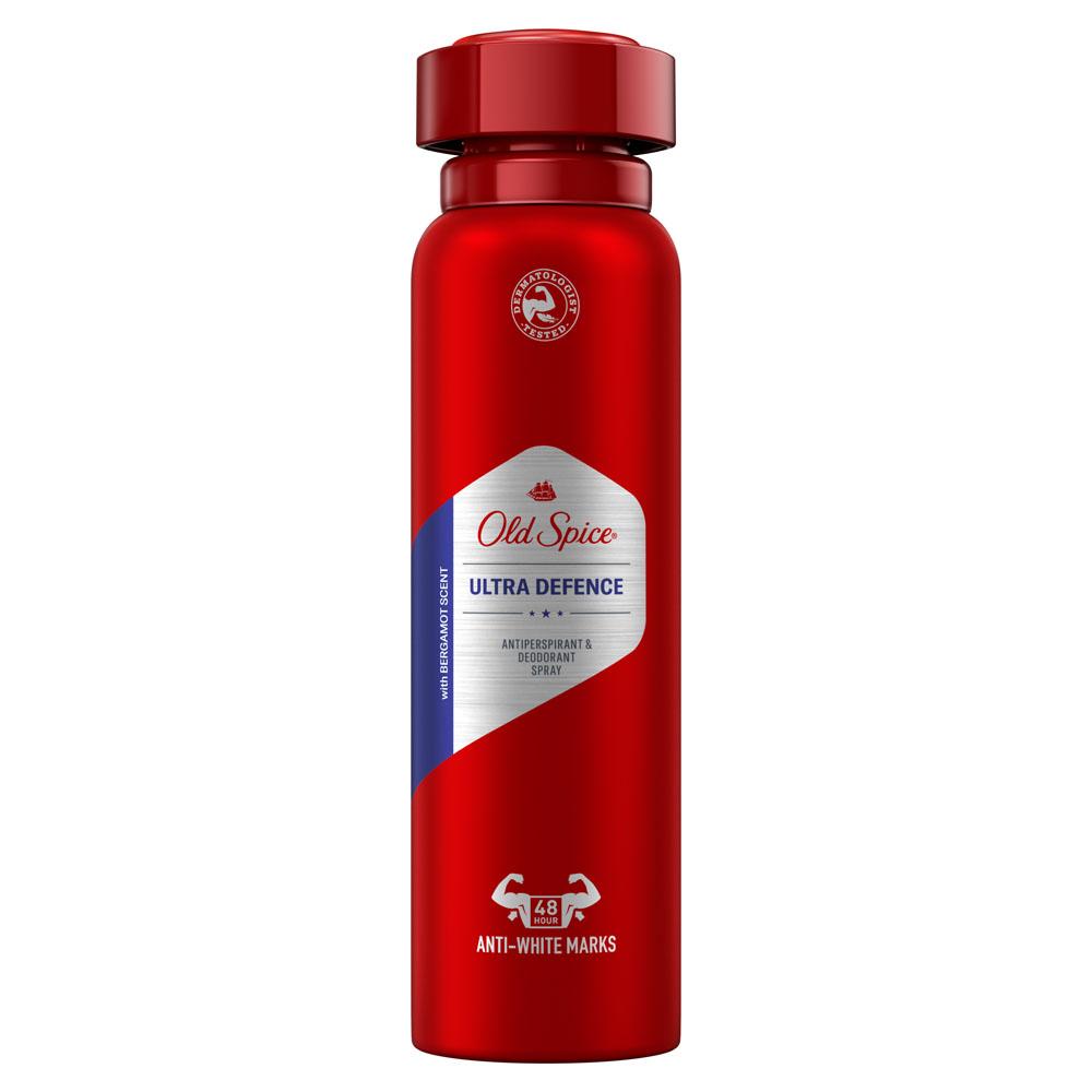 Дезодорант Old Spice 150мл спрей ультра дефенс