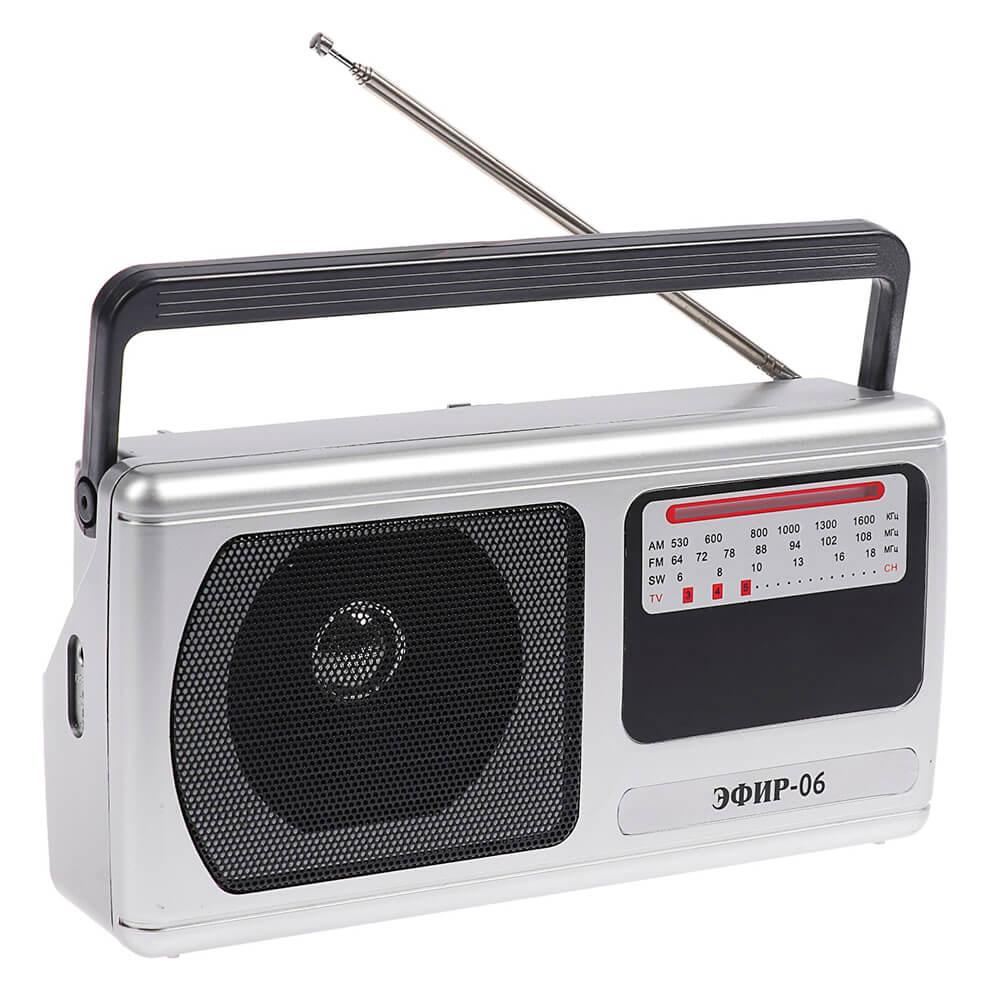 Радиоприемник Эфир 06 fm