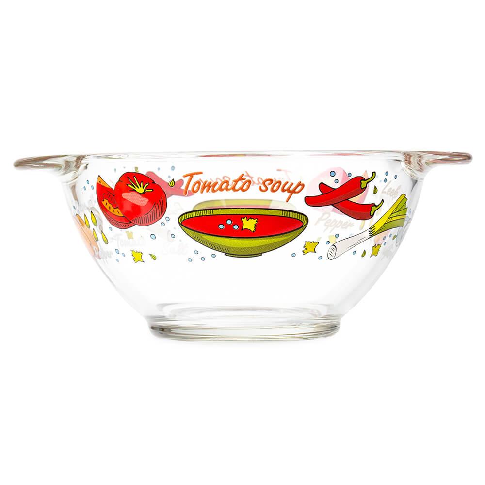 Бульонница 560мл Luminarc вкусный томатный супчик q5103 бульонница luminarc комплементс 32305 540мл