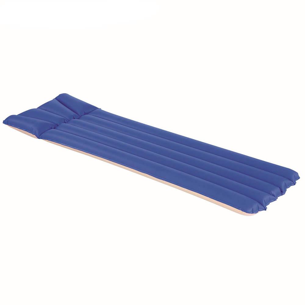 Матрас 193*74см Bestway для кемпинга синий/красный ж67014