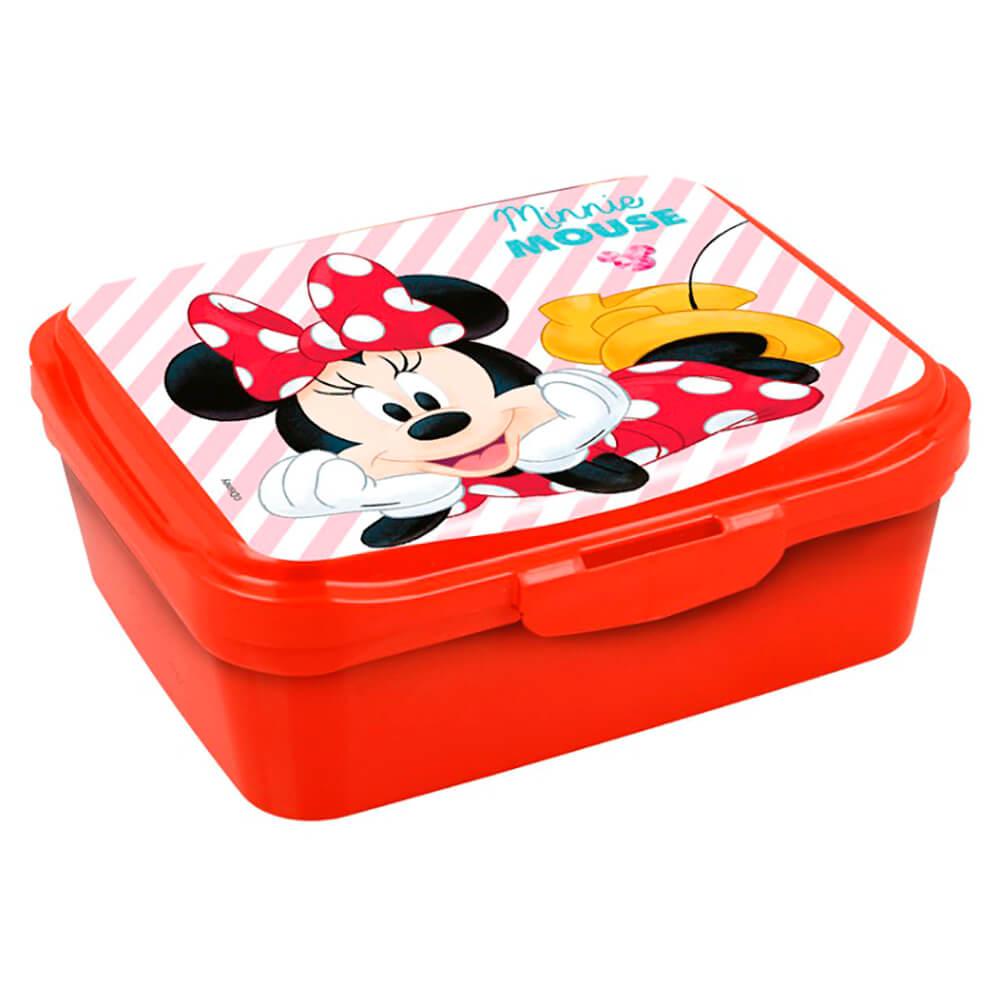Фото - Контейнер для бутербродов Disney минни электрическая кукла disney игрушка минни