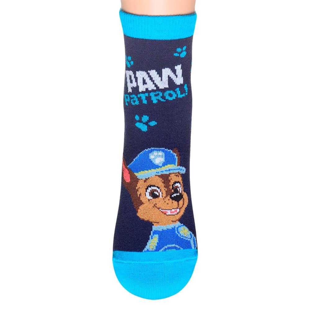 Носки детские Гамма щенячий патруль р.12-14 темно-синий с3001 эвантюэль носки детские эвантюэль без рисунка темно синий 8