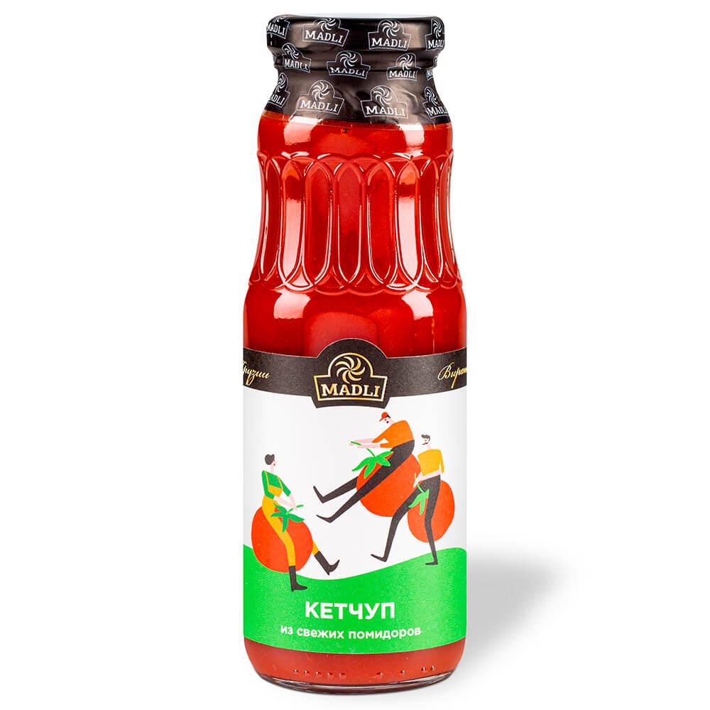 Кетчуп Madli 270мл томатный ст/б madli lippur june julien
