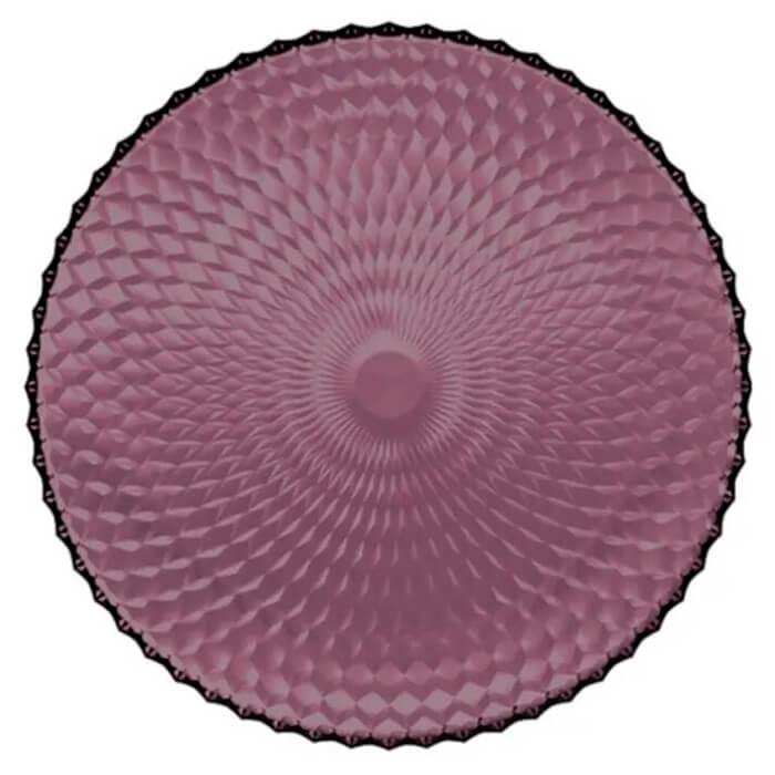 Тарелка 19см десертная люминарк идиллия лилак q1310