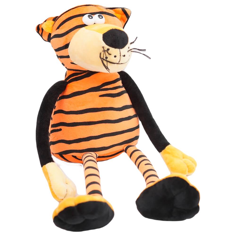 Игрушка мягкая тигр клафути младший 23/45 см 08583 b22