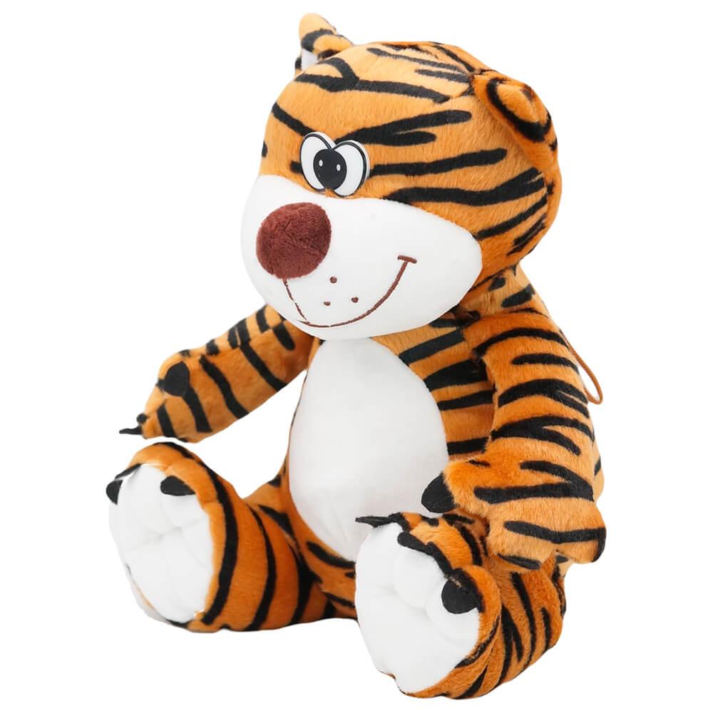 Игрушка мягкая тигр паннакотта младший 20/26 см 08622 b20