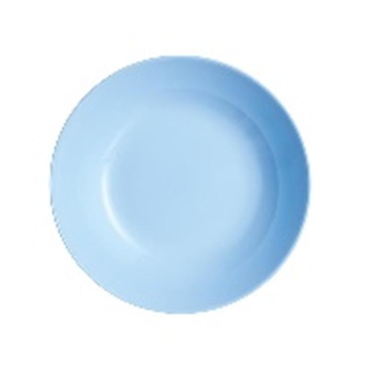 Тарелка обеденная 25 см люминарк лили тюркуаз q6432