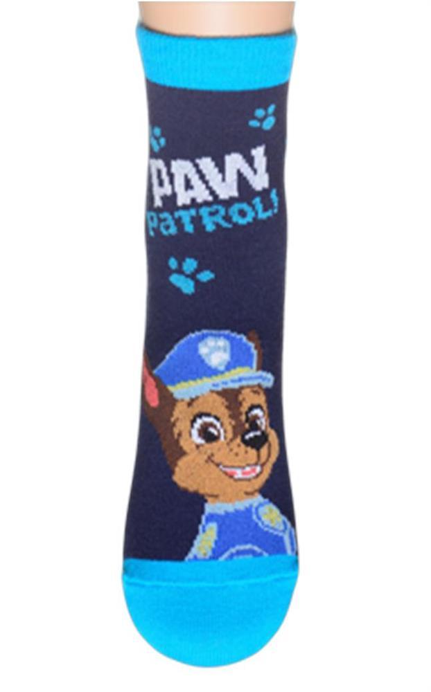 Носки детские Гамма щенячий патруль р.16-18 темно-синий с3001 эвантюэль носки детские эвантюэль без рисунка темно синий 8