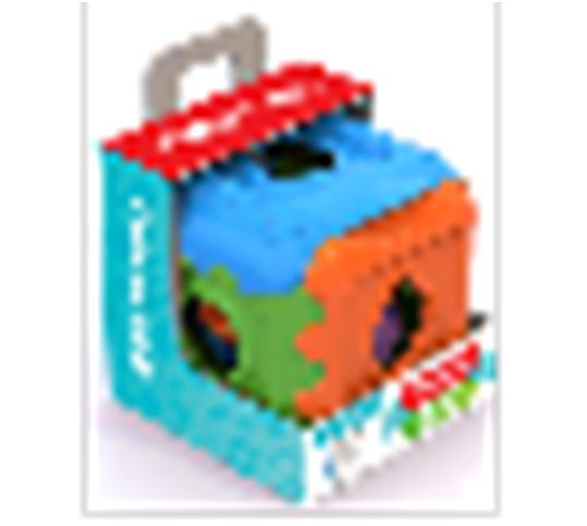 Игрушка развивающая фишер прайс кубик-сортер 783