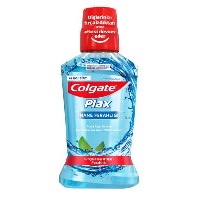 Ополаскиватель для полости рта Colgate Plax 250мл освежающая мята