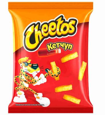 Кукурузные палочки Cheetos 55г кетчуп