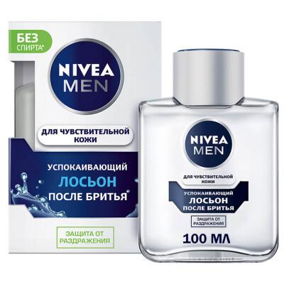 Лосьон после бритья Nivea 100мл для чувствительной кожи