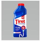 Средство для прочистки труб 500мл Tiret