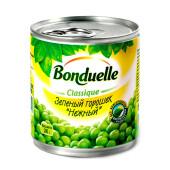 Горошек зеленый Bonduelle нежный 200г