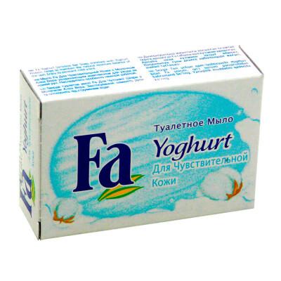 Мыло Fa 90г йогурт для чувствительной кожи
