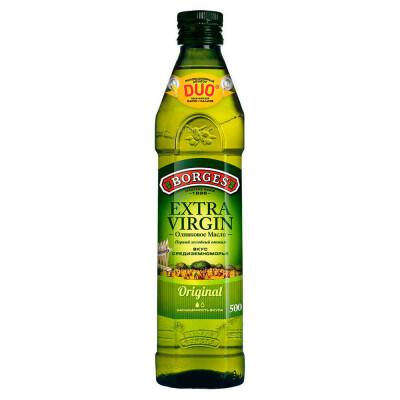 Масло оливковое Borges Extra Virgin 500мл