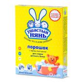 Стиральный порошок Ушастый Нянь 400г для детского белья к/к