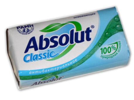 Мыло Absolut 90г освежающее