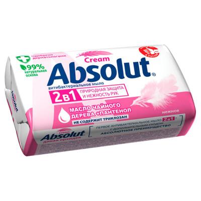 Мыло Absolut 90г нежное