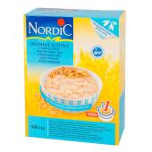 Хлопья NordiC 500г овсяные быстрого приготовления