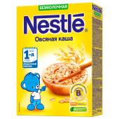 Каша Nestle 200г без молочная овсяная с 6 месяцев
