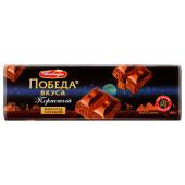 Шоколад Победа 180г горький пористый