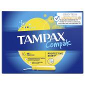 Тампоны Tampax 16шт компакт регуляр с аппликатором