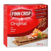 Сухарики Finn Crisp  200г ржаные