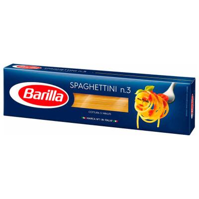 Макароны Barilla 450г спагеттини №3