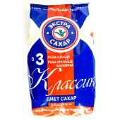 Экстра- сахар 500г классик с экстрактом стевии