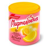 Мармелад Мармеландия лимонные дольки 250г Ударница