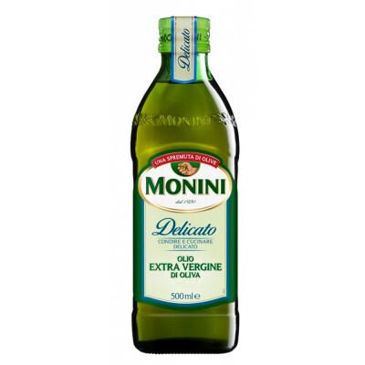 Масло оливковое Monini 0,5л Extra Virgen деликато