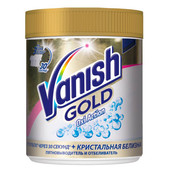 Пятновыводитель 500г Vanish Oxi Action кристальная белизна