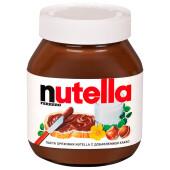 Паста Nutella 630г ореховая с добавлением какао