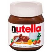 Паста Nutella 350г ореховая с добавлением какао