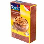 Хлопья NordiC 550г гречневые