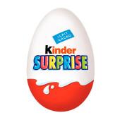 Шоколадное яйцо 20г Kinder Surprise Ferrero