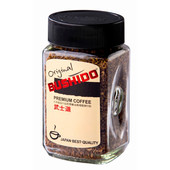 Кофе бушидо 100 г оригинал ст/б