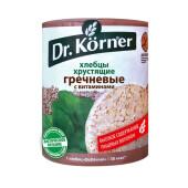 Хлебцы Dr.Korner 100г гречневые с витаминами хлебпром